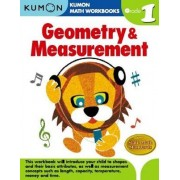 Grade 1 Geometry & Measurement by Kumon Publishing