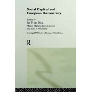 Social Capital and European Democracy by Marco Maraffi