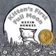 Kitten's First Full Moon Board Book by Kevin Henkes