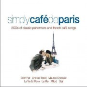 Artisti Diversi - Simply Cafe De Paris (0698458022424) (2 CD)