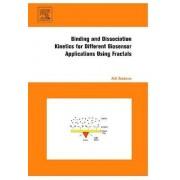 Binding and Dissociation Kinetics for Different Biosensor Applications Using Fractals by Ajit Sadana