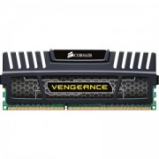 RAM Corsair DDR3, 1600MHz 4GB 1x240 Dimm, Unbuffered, 9-9-9-24, Vengeance Heatspreader, Upcoming Intel - CMZ4GX3M1A1600C9