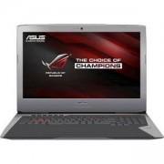 Лаптоп Asus G752VS-GC118T, Intel Core i7-6700HQ (up to 3.5GHz, 6MB), 17.3 инча, FHD, 90NB0D71-M03810_JR9-00010