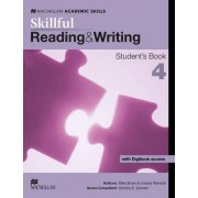 Skillful - Reading and Writing - Level 4 Student Book & Digibook by Mike Boyle
