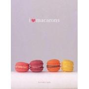 I Love Macarons by Hisako Ogita
