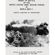 Order of Battle of the United States Army Ground Forces in World War II by Department of the Army