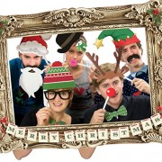 Festive Photo Booth - Everything you need to create unforgettable Christmas photos