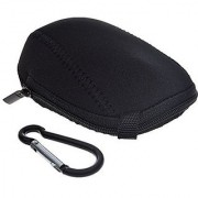 BCP Black Color Neoprene Sleeve Soft Protector/ Bag/Pouch for Microsoft Sculpt Comfort Bluetooth Mouse (H3S-00003)