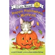 Happy Halloween, Mittens by S K. Hartung