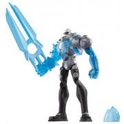 Batman Power Attack Mission Ice Blast Mr. Freeze Figure by Mattel