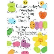Ed Emberley's Complete Funprint Drawing Book by Ed Emberley