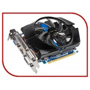 Видеокарта GigaByte GeForce GT 740 1072Mhz PCI-E 3.0 2048Mb 5000Mhz 128 bit 2xDVI HDMI HDCP GV-N740D5OC-2GI