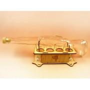 Pálinkás pohár szett RMD071