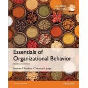 Essentials of Organizational Behavior, Global Edition by Stephen P. Robbins