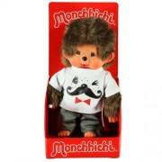 Monchhichi mustache boy
