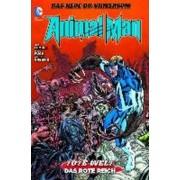Animal Man 03: Tote Welt: Das rote Reich by Jeff Lemire