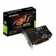 GIGABYTE nVidia GeForce GTX 1050 Ti 4GB 128bit GV-N105TD5-4GD rev.1.0