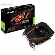 Gigabyte GeForce GTX 1060 Mini ITX OC 6Gb/6144mb DDR5 192bit Graphics Card