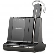 Casca Bluetooth Plantronics Headset SAVI W740-M 3 in 1 Convertible - Black
