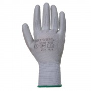 Portwest PU Handschuh atmungsaktiv, grau Gr. M
