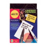 Alex Toys - Kit de spionaj pentru mesaje secrete