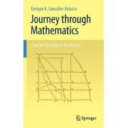 Journey Through Mathematics by Enrique Gonzalez-Velasco