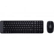 LOGITECH MK220 Wireless Combo US tastatura + miš