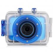 Lenco SC-100 cámara sport 720p 12V batería PC MAC