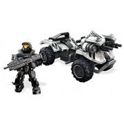 Mega Bloks CNH24 - Halo Gungoose Veicolo, Inclusa Mini Action Figure