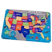 KidKraft Floor Puzzle - Map of the USA