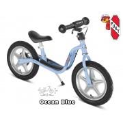 Bicicleta fara pedale cu frana - Ocean Blue - PUKY
