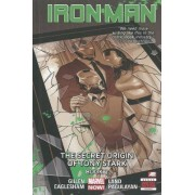 Iron Man: Secret Origin of Tony Stark - (Marvel Now) Volume 3, book 2 by Kieron Gillen