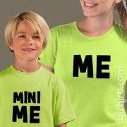T-shirts Mini Me - Mãe