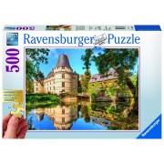 Ravensburger puzzle castelul islette, 500 piese