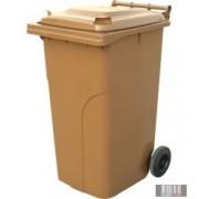 Kültéri, bio hulladéktároló edény, kuka szellőző nyílásokkal, rostával 120 l /240 l 0004_5-5Bio-R