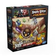 Jucarie Angry Birds Star Wars Jenga Jedi Battle Game