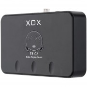 XOX ES102 USB Audio Interface Network Online Singing Device High-Definition Audio Mixer Sound Card For Recording Hosting Speech Home Entertainment Music Appreciation
