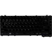 Tastatura Laptop Toshiba MMDTOSHIBA314 Black