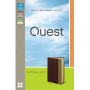 Quest Study Bible-NIV-Personal Size: The Question and Answer Bible