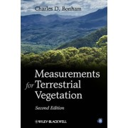 Measurements for Terrestrial Vegetation by Charles D. Bonham