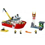 LEGO Salupa de stins incendii (60109)