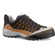 Scarpa Zen Lite GTX - Black-Orange - Wanderschuhe 46