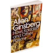Howl, Kaddish and Other Poems by Allen Ginsberg