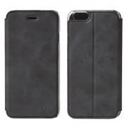 Husa de piele book Nevox Vario pentru Apple iPhone 6/6s, Basalt Grey