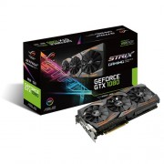 ASUS GeForce® GTX 1080 / 8GB GDDR5X / ROG STRIX OC (STRIX-GTX1080-8G-GAMING)