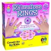 Creativity For Kids Set per creare anelli