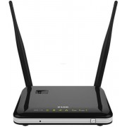 Router Wireless D-Link DWR-118, Gigabit, Dual band, 433 Mbps, 2 Antene externe si 1 interna