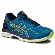 Обувки ASICS - Gel-Kayano 23 T646N Thunder Blue/Safety Yellow/Indigo Blue 4907