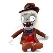 Plants Vs Zombies 2 Series Plush Toy Cowboy Zombie 30cm/12