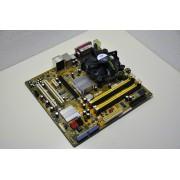 Kit Placa de Baza Socket 775 Asus plus Procesor Intel Celeron 430 si Cooler Inclus P5GC VM PRO